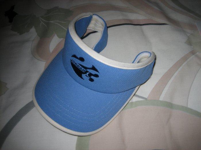 Blue Jordan Visor Cap