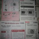 MANUALS POR POWERSHOT SD400 DIGITAL CAMERA DIAGRAMA