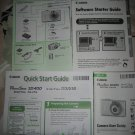 MANUALS FOR POWERSHOT SD400 DIGITAL CAMERA DIAGRAM ENGLISH