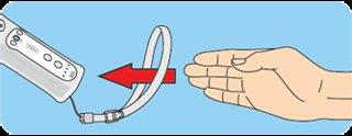 Brand New Official Nintendo Wii Wrist Strap