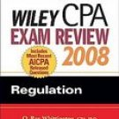 iley Cpa Exam Review 2008 Regulation (Paperback, 2007)