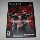 Vampire Night: Namco Hometek,Inc. (Playstation 2, 2001)