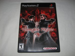 Vampire Night: Namco Hometek,Inc. (Playstation 2, 2001)