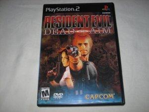 Resident Evil: Dead Aim: Capcom (Playstation 2, 2003)