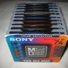 Excellent Working Condition Sony Mini Disc Box