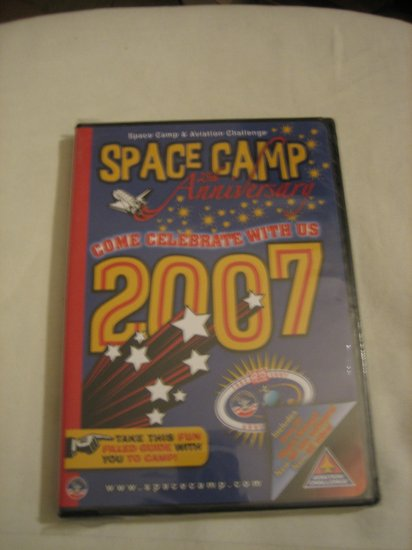 Brand New Space Camp 25th Anniversary Space Camp and Aviation Challenge