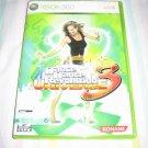 Xbox 360 Dance Dance Revolution Universe 3 Game DDR 3