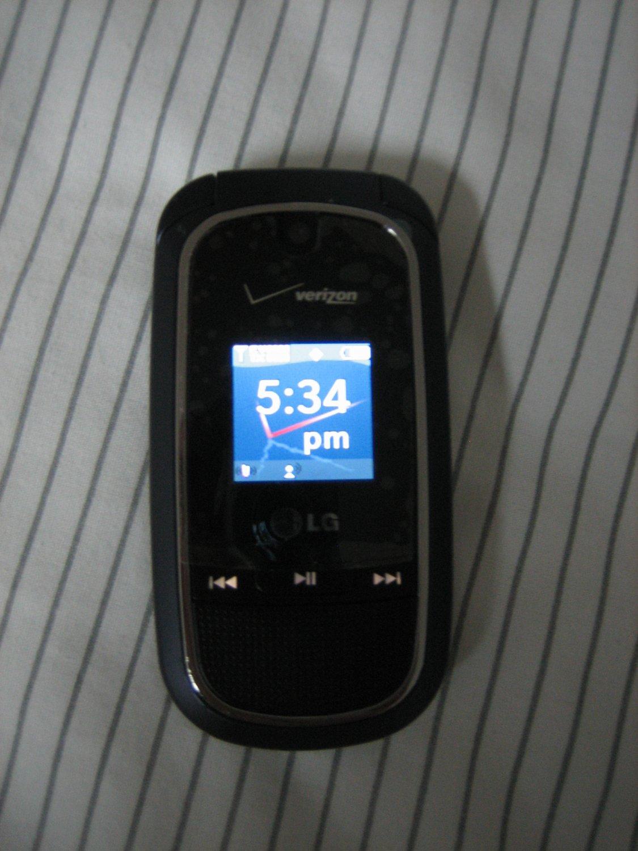 Like New LG VX8360 Clamshell Verizon Phone