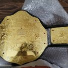 World Heavyweight Big Gold Replica Championship Metal Adult Replica Wrestling 2mm Belt WWE