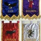 Masonic Royal Arch Veil Banners - Complete Set (RAMVB-SET)