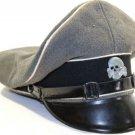 Waffen-SS Enlisted/NCOs Visor Cap Replica