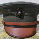 USMC forest green wool hats 1912 replica cap