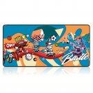 Graffiti Fun Style Mouse Pad 800x300mm XL Size Desk Mat
