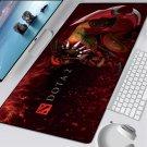 DOTA 2 Bloodseeker Mouse Pad 800x300mm Size Computer Desk Mat XL Gaming Mousepad