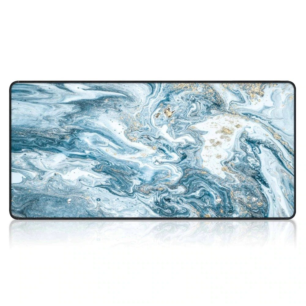 Abstract Pattern Mouse Pad 600x300mm XL Size Desk Mat