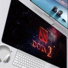 DOTA 2 Logo Stars Mouse Pad 900x400mm Size Computer Desk Mat XL Gaming Mousepad