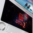 DOTA 2 Logo Stars Mouse Pad 800x300mm Size Computer Desk Mat XL Gaming Mousepad