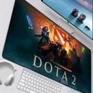 DOTA 2 Crystal Maiden & Juggernaut & Rubick Mouse Pad 700x300mm Size Desk Mat Gaming Mousepad