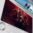 DOTA 2 Queen Of Pain II Mouse Pad 900x400mm Computer Desk Mat XL Gaming Mousepad