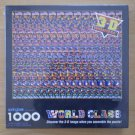 SPRINGBOK 3D 3-D WORLD CLASS JIGSAW PUZZLE NEW 1000 pc