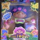 Totally Troll Susie S Slim Playmates Doll 2001 #152520