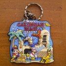 DISNEY CARIBBEAN BEACH RESORT KEY CHAIN keychain