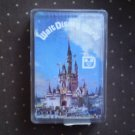 VINTAGE WALT DISNEY WORLD PLAYING CARDS NEW CASTLE