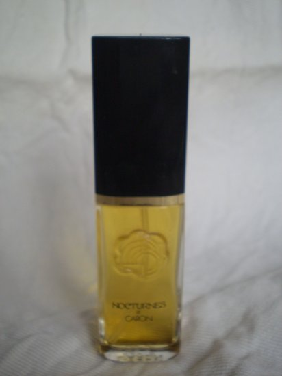 VINTAGE NOCTURNES DE CARON SPRAY BOTTLE COLOGNE OR PERFUME