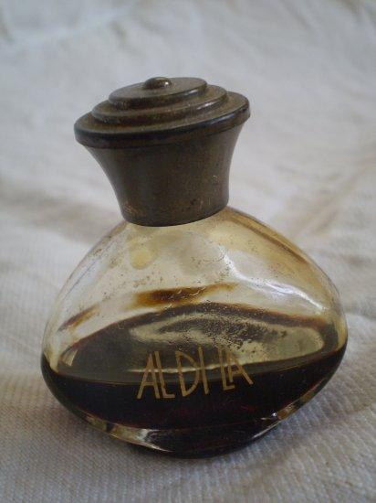 MINIATURE ALDILA AL DI LA vintage perfume bottle