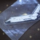 NASA Space Shuttle Metal Pin