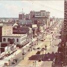 Canal Street, New Orleans, LA postcard vintage pc