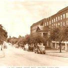 Welwyn Stores, Bridge Rd, Garden City 1959 postcard vintage