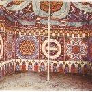 Arabian Tent Sniff's Date Garden Indio, CA vintage postcard