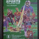 Sports Around the World Stamp Collecting Kit 929 sealed USPS