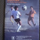 Soccer World's Most Popular Sport Stamp Collecting Kit 856 USPS