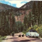 Bears McDonald Valley Glacier National Park postcard vintage