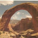 Rainbow Bridge National Monument Utah vintage postcard