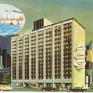 Loew's Midtown Motor Inn NYC New York City vintage postcard