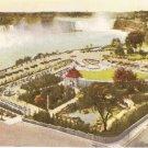 Oakes Garden Theatre Niagara Falls Canada Vintage Postcard
