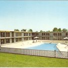 Holiday Inn Muncie Indiana vintage postcard