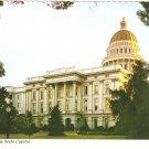 California State Capitol Sacramento CA vintage postcard