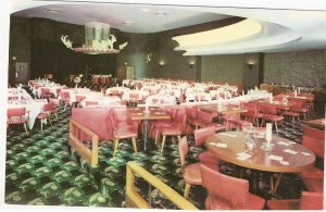 New Glass Hat Congress Hotel Chicago vintage postcard