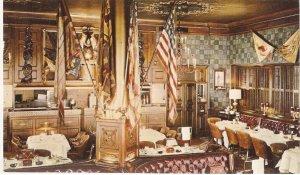 Palace Arms Denver Colorado Brown Hotel vintage postcard