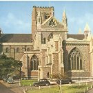 St Albans Abbey South East Walter Scott England postcard