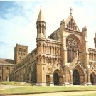 St Albans Abbey North West Walter Scott England postcard