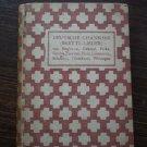 Deutsche Chansons (Brettl-Lieder) Leipzig 1918 hb