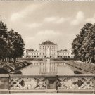 Munich Schloss Nymphenburg Munchen Schlob Germany vintage postcard