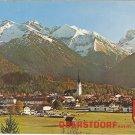 Luftkurot Oberstdorf Germany vintage postcard mountains valley