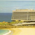 Plettenberg Bay Cape Province South Africa vintage postcard Beacon Isle Hotel