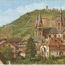 Heppenheim an der Bergstrasse Dome Starkenburg Germany vintage postcard
